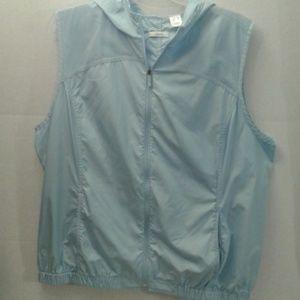 Liz Golf Sleeveless  Hooded jacket size XL